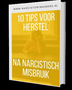 10 Tips voor herstel na narcistisch misbruik