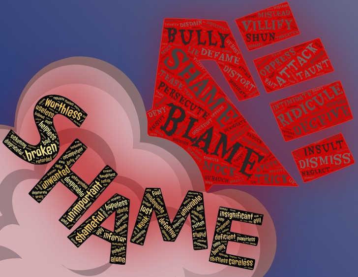 """Blaming the victim"""